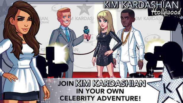 kim kardashian hollywood game ios android